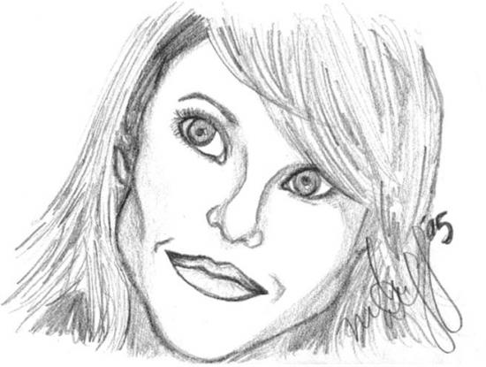 Meg Ryan por lokibartleby04